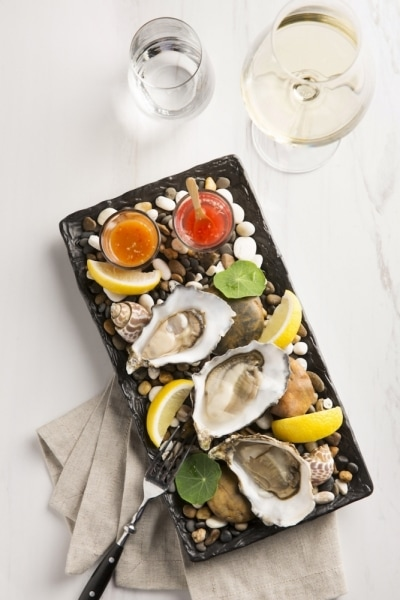 SO Sofitel oyster platter product photo