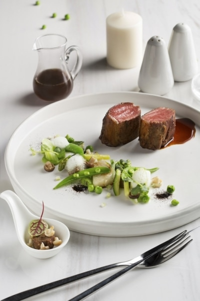SO Sofitel beef tenderloin steak product photo