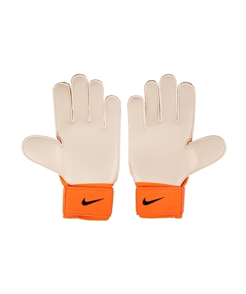 CRC Nike white gloves with orange knuckles product photo