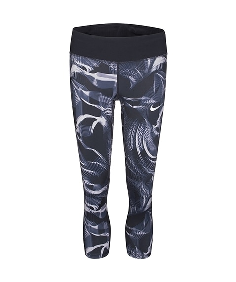 CRC Nike's black leggings with white patterns product photo