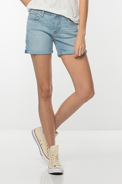 Levi's jeans shorts product photo
