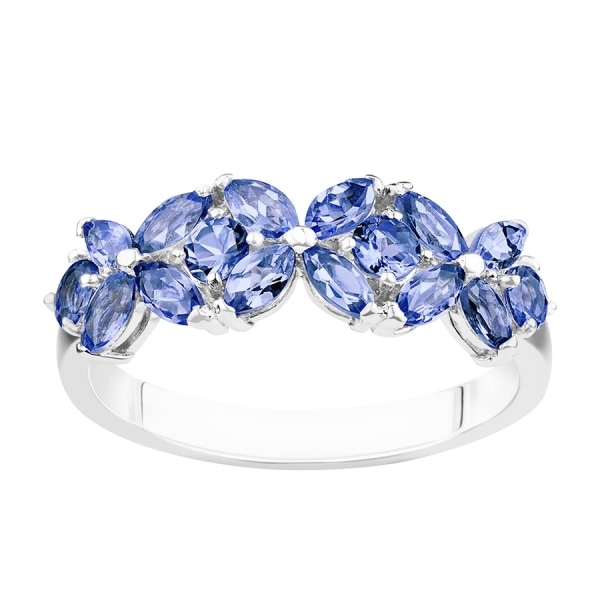 Icelea jewellery blue ring product photo