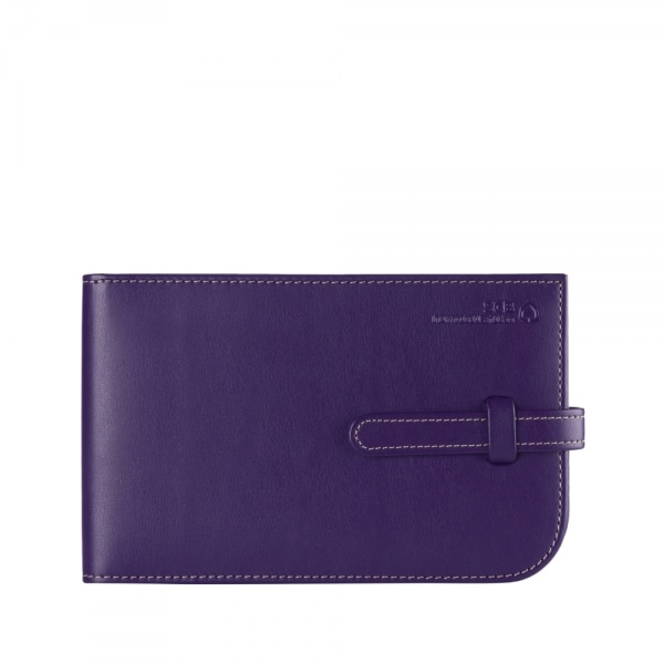 SCB Life purple wallet product photo